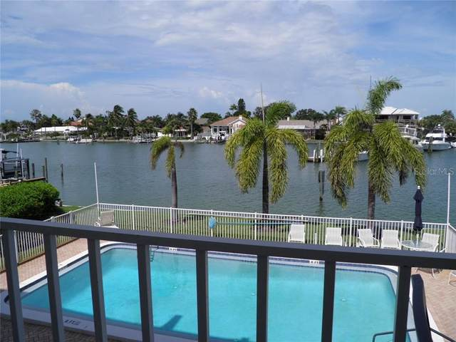 340 Pinellas Bayway S #206, Tierra Verde, FL 33715 (MLS #U8097832) :: The Heidi Schrock Team