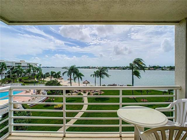 6001 Bahia Del Mar Circle #425, St Petersburg, FL 33715 (MLS #U8097837) :: The Heidi Schrock Team