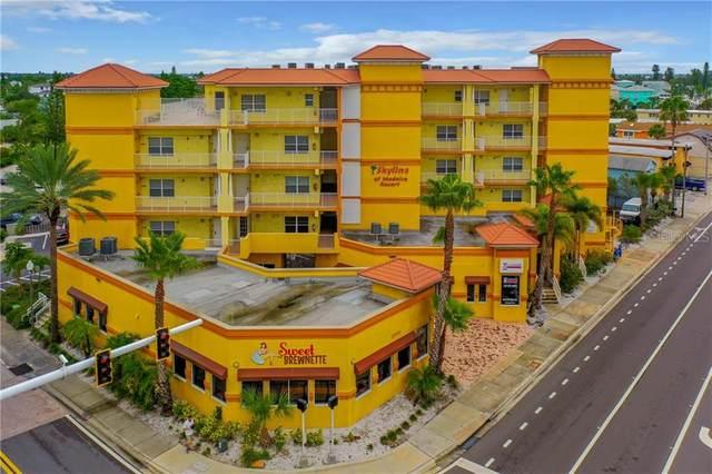 13999 Gulf Boulevard #501, Madeira Beach, FL 33708 (MLS #U8097865) :: Lockhart & Walseth Team, Realtors