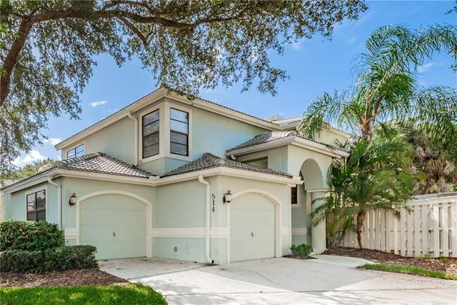 514 Georgetown Place, Safety Harbor, FL 34695 (MLS #U8097908) :: Team Borham at Keller Williams Realty