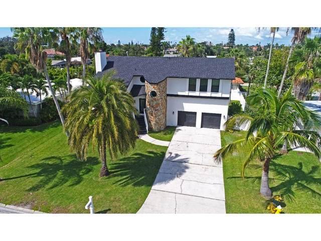 117 9TH ST, Belleair Beach, FL 33786 (MLS #U8097931) :: Heckler Realty