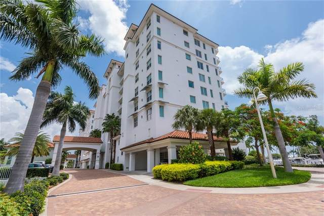1325 Snell Isle Boulevard NE #402, St Petersburg, FL 33704 (MLS #U8097945) :: Globalwide Realty