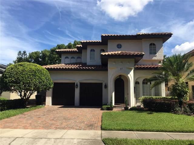 27 E Yale Street, Orlando, FL 32804 (MLS #U8098041) :: Armel Real Estate