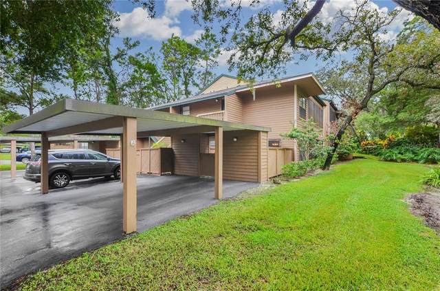 401 Lennox Road W #401, Palm Harbor, FL 34683 (MLS #U8098109) :: Team Bohannon Keller Williams, Tampa Properties
