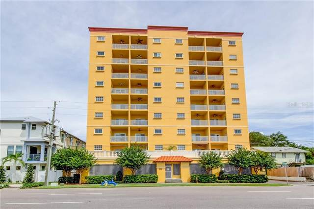 316 8TH Street S #804, St Petersburg, FL 33701 (MLS #U8098210) :: Team Buky