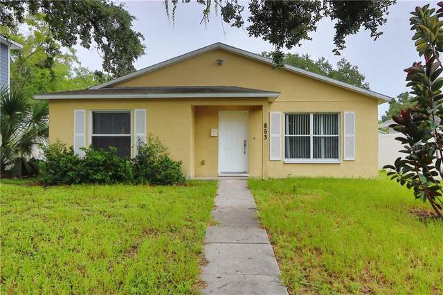 853 15TH Avenue S, St Petersburg, FL 33701 (MLS #U8098254) :: Young Real Estate