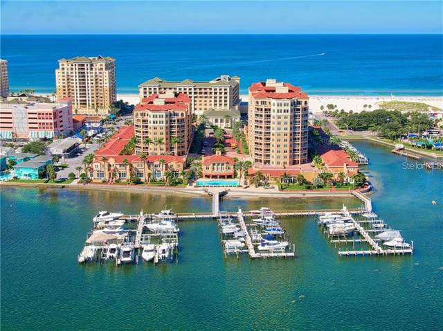 501 Mandalay Avenue #709, Clearwater Beach, FL 33767 (MLS #U8098278) :: Heckler Realty