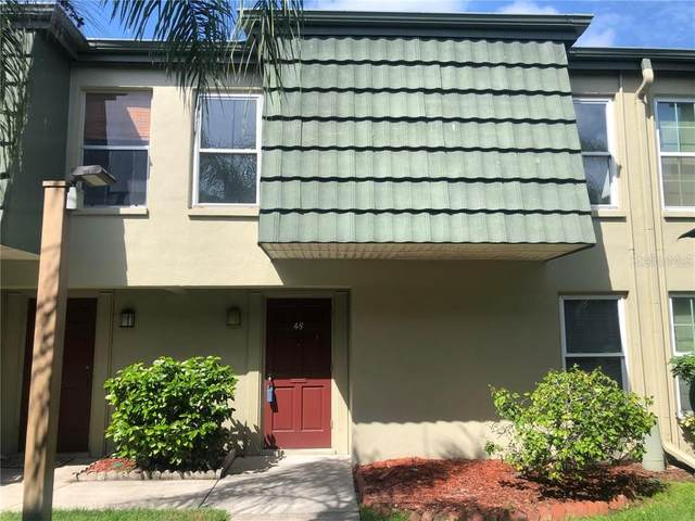 1799 N Highland Avenue #48, Clearwater, FL 33755 (MLS #U8098282) :: Armel Real Estate