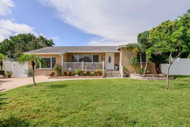 909 Riverside Drive, Tarpon Springs, FL 34689 (MLS #U8098314) :: Team Bohannon Keller Williams, Tampa Properties
