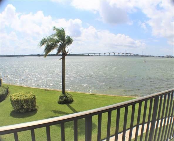 6287 Bahia Del Mar Circle #206, St Petersburg, FL 33715 (MLS #U8098337) :: Your Florida House Team