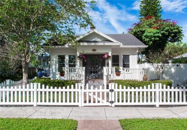 1122 2ND Street N, St Petersburg, FL 33701 (MLS #U8098367) :: Delta Realty, Int'l.