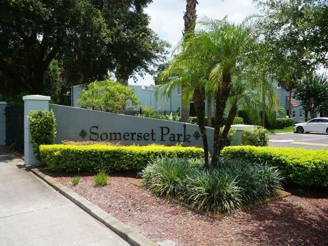 2812 Somerset Park Drive #103, Tampa, FL 33613 (MLS #U8098369) :: Alpha Equity Team