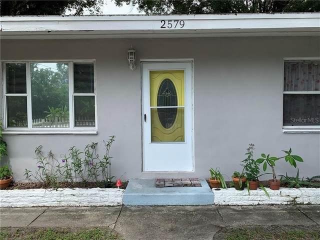 2579 14TH Avenue N, St Petersburg, FL 33713 (MLS #U8098482) :: Gate Arty & the Group - Keller Williams Realty Smart