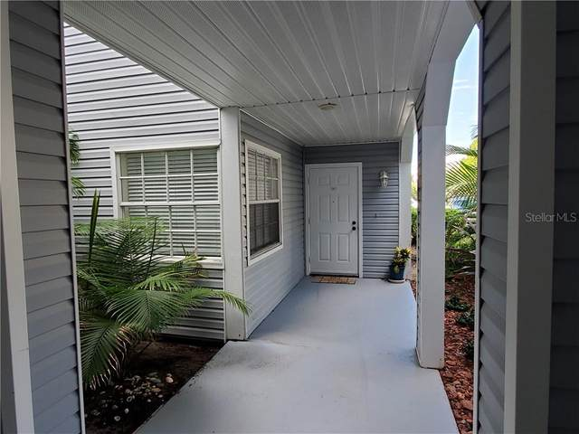 6825 Stonesthrow Circle N #1107, St Petersburg, FL 33710 (MLS #U8098502) :: Cartwright Realty