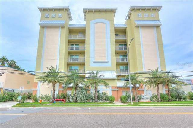 706 Bayway Boulevard #401, Clearwater, FL 33767 (MLS #U8098505) :: Cartwright Realty