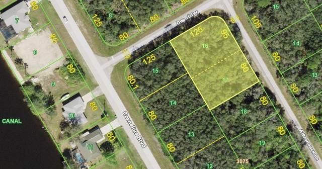 15083 Depot Terrace, Port Charlotte, FL 33953 (MLS #U8098547) :: KELLER WILLIAMS ELITE PARTNERS IV REALTY