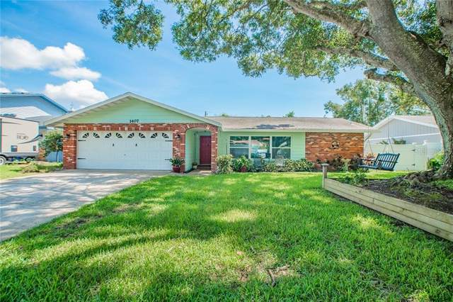 1407 Eastfield Drive, Clearwater, FL 33764 (MLS #U8098565) :: Keller Williams Realty Peace River Partners