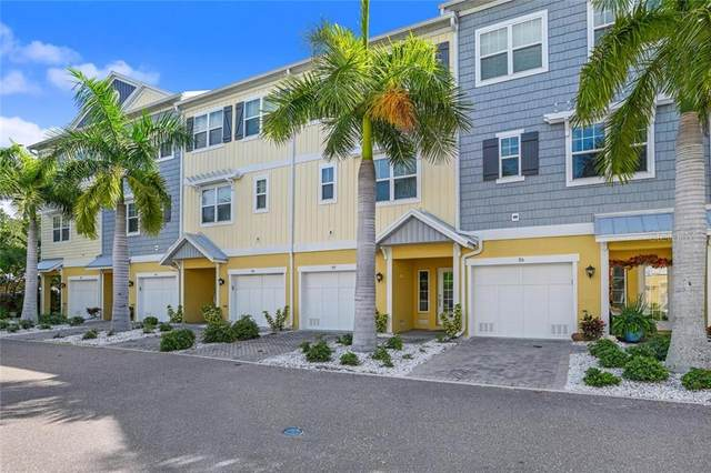 97 The Cove Way #97, Indian Rocks Beach, FL 33785 (MLS #U8098574) :: Carmena and Associates Realty Group