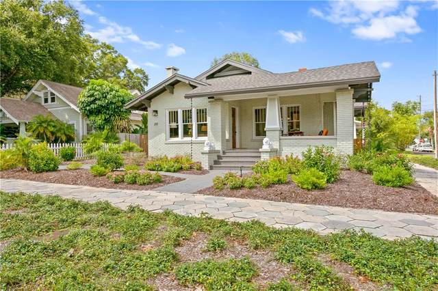 201 8TH Avenue N, St Petersburg, FL 33701 (MLS #U8098580) :: Lockhart & Walseth Team, Realtors