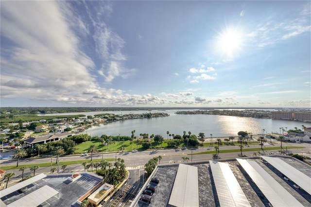 17920 Gulf Boulevard #1601, Redington Shores, FL 33708 (MLS #U8098593) :: Lockhart & Walseth Team, Realtors