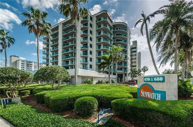 670 Island Way #901, Clearwater, FL 33767 (MLS #U8098606) :: Premium Properties Real Estate Services