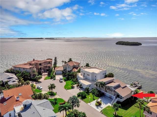 114 Sands Point Drive, Tierra Verde, FL 33715 (MLS #U8098667) :: Heckler Realty