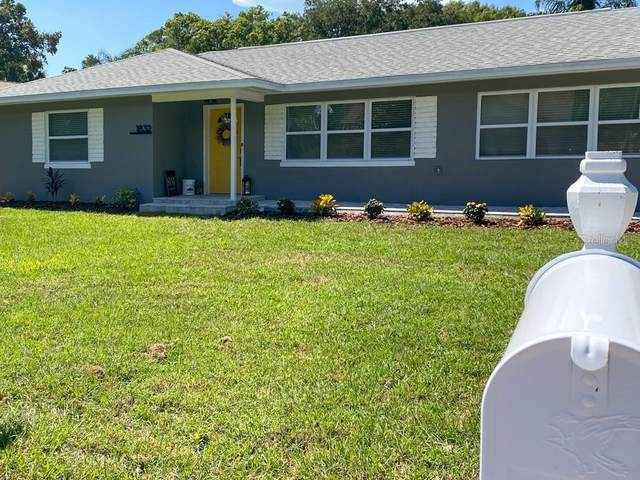 1832 San Mateo Drive, Dunedin, FL 34698 (MLS #U8098682) :: Florida Real Estate Sellers at Keller Williams Realty
