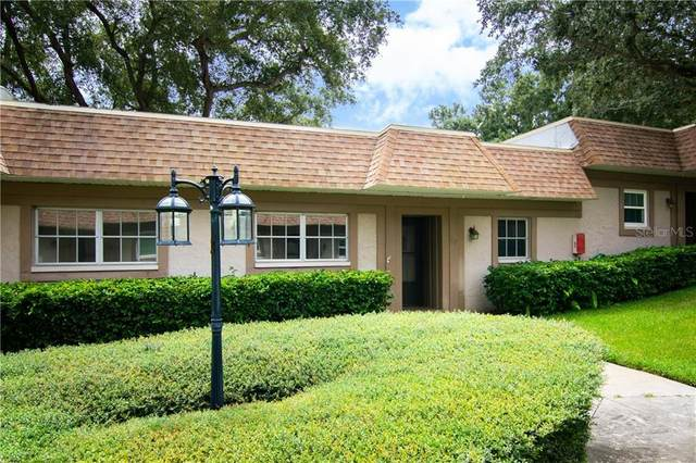 860 Loch Linnhe Lane #117, Dunedin, FL 34698 (MLS #U8098685) :: Burwell Real Estate