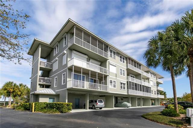 5 Island Park Place #207, Dunedin, FL 34698 (MLS #U8098698) :: The Figueroa Team