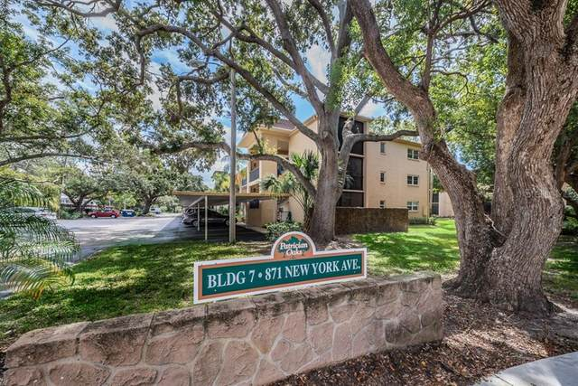 871 New York Avenue #103, Dunedin, FL 34698 (MLS #U8098705) :: Florida Real Estate Sellers at Keller Williams Realty