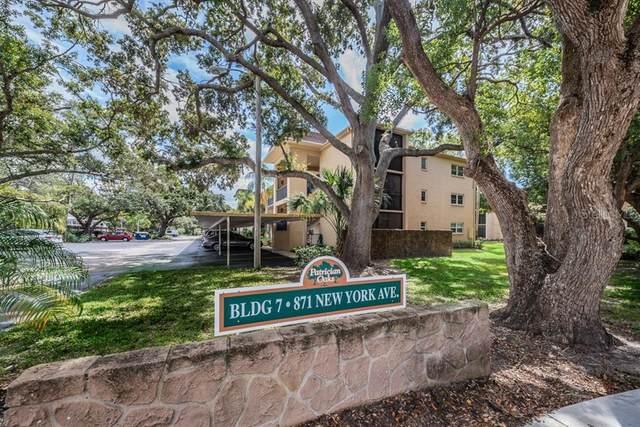 871 New York Avenue #103, Dunedin, FL 34698 (MLS #U8098705) :: Dalton Wade Real Estate Group
