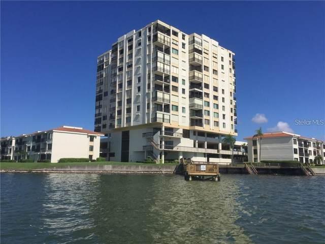 6287 Bahia Del Mar Circle #601, St Petersburg, FL 33715 (MLS #U8098714) :: Zarghami Group