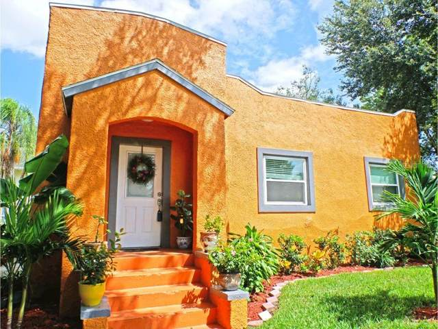 2221 14TH Avenue N, St Petersburg, FL 33713 (MLS #U8098715) :: Pepine Realty