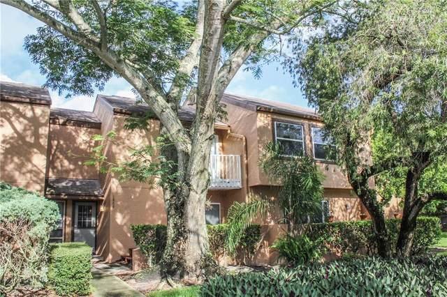 1860 Clearbrooke Drive #1860, Clearwater, FL 33760 (MLS #U8098835) :: Florida Real Estate Sellers at Keller Williams Realty