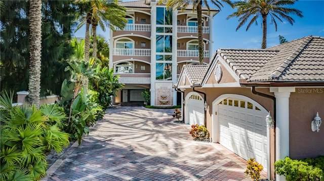 3800 Gulf Boulevard #2, St Pete Beach, FL 33706 (MLS #U8098844) :: Heckler Realty