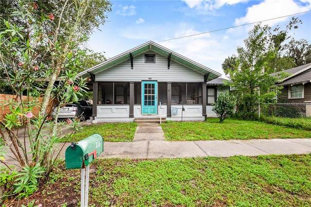 316 W Hancock Street, Lakeland, FL 33803 (MLS #U8098852) :: Florida Real Estate Sellers at Keller Williams Realty