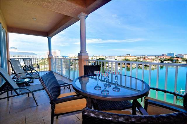 530 S Gulfview Boulevard #602, Clearwater, FL 33767 (MLS #U8098860) :: Florida Real Estate Sellers at Keller Williams Realty