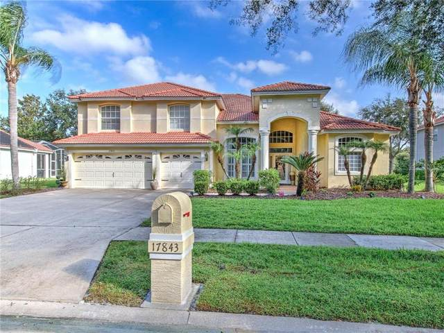 17843 Arbor Green Drive, Tampa, FL 33647 (MLS #U8098894) :: The Nathan Bangs Group