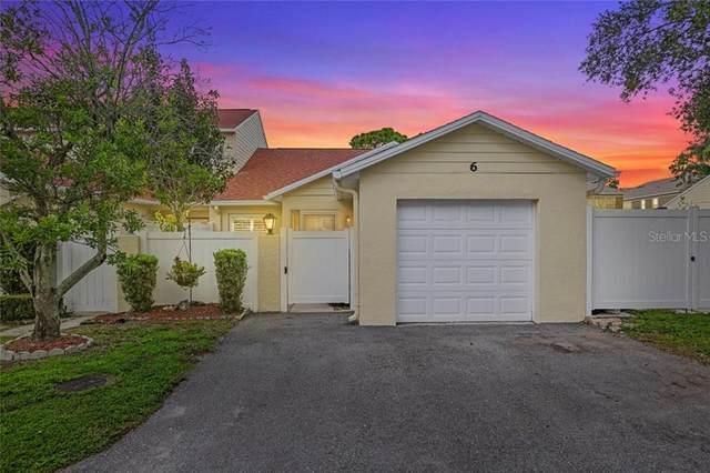 2771 Summerdale Drive #6, Clearwater, FL 33761 (MLS #U8098918) :: Florida Real Estate Sellers at Keller Williams Realty
