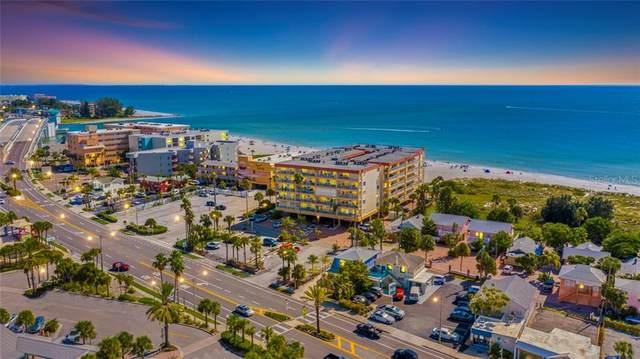 13000 Gulf Boulevard #205, Madeira Beach, FL 33708 (MLS #U8098947) :: Heckler Realty