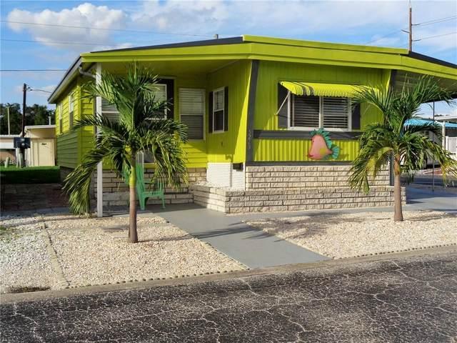5223 Fairfield Avenue S #88, Gulfport, FL 33707 (MLS #U8098965) :: Heckler Realty