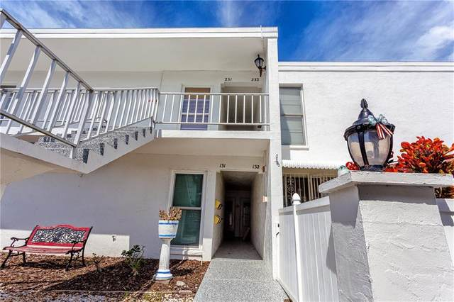 1655 S Highland Avenue F232, Clearwater, FL 33756 (MLS #U8099000) :: Team Pepka