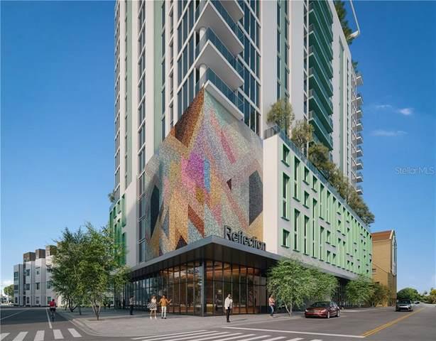 777 3RD Avenue N #801, St Petersburg, FL 33701 (MLS #U8099038) :: Dalton Wade Real Estate Group