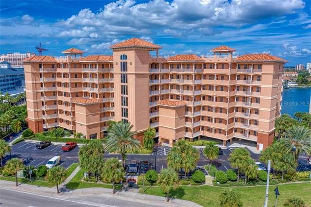 530 S Gulfview Boulevard #401, Clearwater Beach, FL 33767 (MLS #U8099040) :: Burwell Real Estate