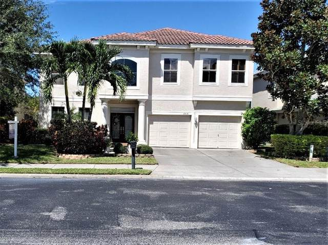 2216 Clarine Way N, Dunedin, FL 34698 (MLS #U8099128) :: Bustamante Real Estate