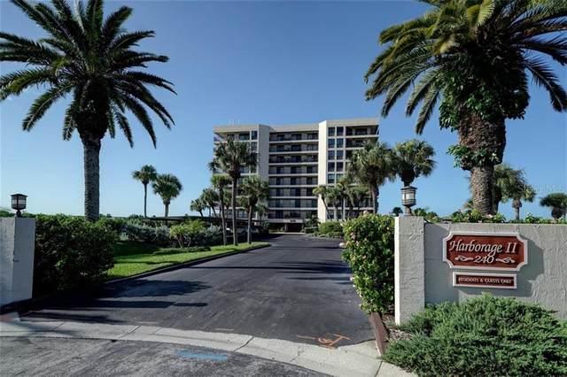 240 Sand Key Estates Drive #263, Clearwater, FL 33767 (MLS #U8099147) :: The Duncan Duo Team