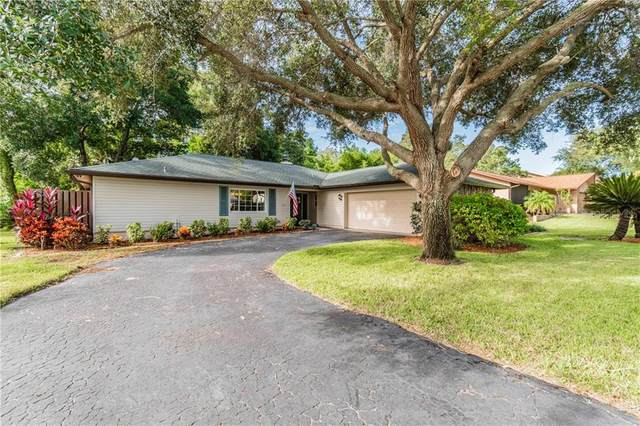 820 Lakeside Terrace, Palm Harbor, FL 34683 (MLS #U8099182) :: The Duncan Duo Team