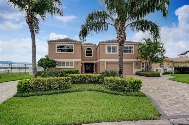 2233 Donato Drive, Belleair Beach, FL 33786 (MLS #U8099214) :: Heckler Realty
