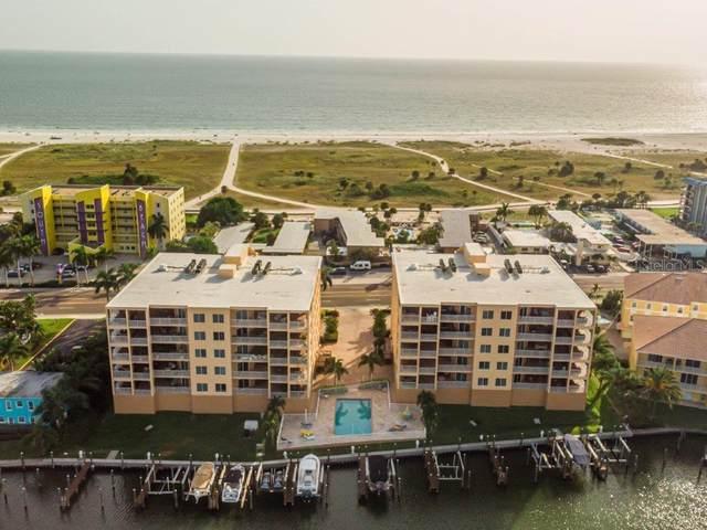 11525 Gulf Boulevard #500, Treasure Island, FL 33706 (MLS #U8099228) :: Heckler Realty