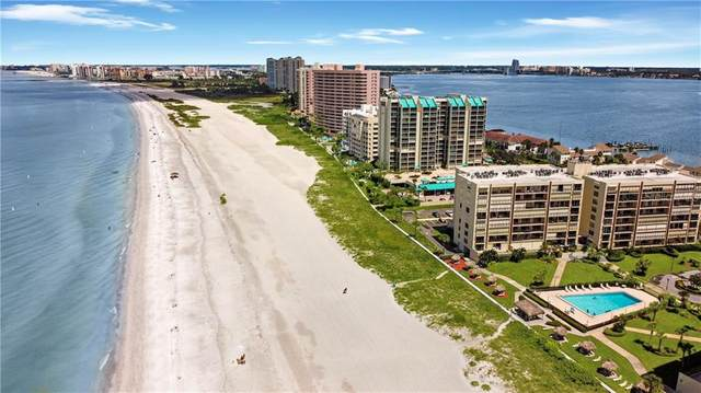 1380 Gulf Boulevard #208, Clearwater Beach, FL 33767 (MLS #U8099257) :: Heckler Realty